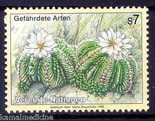 UN 1996 MNH, Saguaro, Tree-sized cactus Endangered species, Plants, Flowers