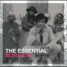 BONEY M The Essential 2CD NEW
