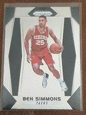 2017-18 Panini Prizm Basketball RC/Rookie BASE #9 Ben Simmons - 76ers