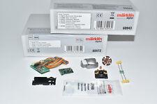 Märklin 60972 mLD3 DCC / mfx Digital- Decoder & Motor 60943 (60903) Set NEU &OVP