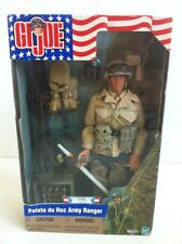 Gi Joe D-DAY POINTE DU HOC ARMY RANGER D-DAY COLLECTION  WWII 1:6 SCALE