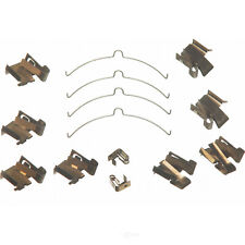Disc Brake Hardware Kit Front Wagner H15649 see fitment chart