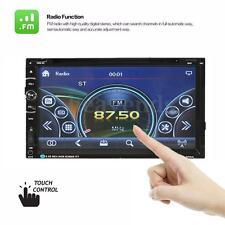 """Unidad de cabeza doble DVD Radio 2 DIN 7"""" pulgadas Automóvil Reproductor de CD MP5 MP3 Navegación GPS FM TV 16230 _ 1"""