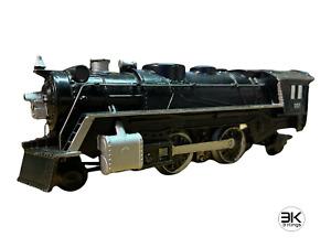Marx 666 Engine NYC Tender Rock Island 552 Northern Pacific Coal Car 554 Caboose