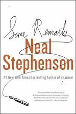 Some Remarks: Essays and Other Writing - LikeNew - Stephenson, Neal - Hardcover