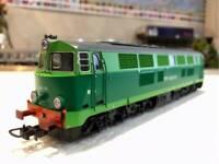 PIKO EXPERT 96301-2 SU45-174 livrea verde chiaro/verde scuro panconi arancio PKP