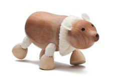 Anamalz - polar bear Eco-Friendly Wooden Movable Toys