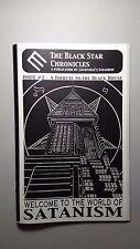 The Black Star Chronicles Issue 2 - Church of Satan - Anton Szandor LaVey