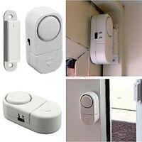 Système d'alerte d'alarme d'entrée de fenêtre de porte sans fil à domicile