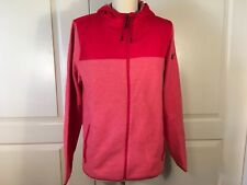Under Armour Mens Size Large Hoodie Jacket Coldgear Inflared Fleece 1259836 600