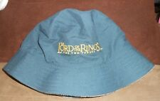 The Lord of the Rings Two Towers Movie Reversible Green/Gray Crew Hat