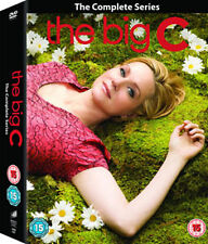 THE BIG C - SEASONS 1-4 - DVD - REGION 2 UK