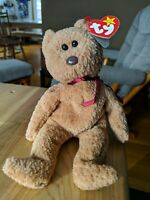 Ty Beanie Babies Curly The Bear Plush. MAKE OFFER!!! THERE ARE NO BAD OFFERS!