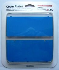 COVER PLATES NEW NINTENDO 3 DS BLUE BLU NUOVO