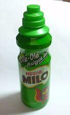 MILO Plastic WATER BOTTLE 500ml NESTLE Malaysia MINT 2001 ASEAN SEA GAMES