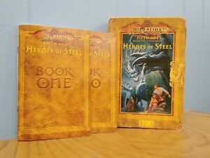 Dragon Lance: Fifth Age: Heroes Of Steel Game (No Map, C)