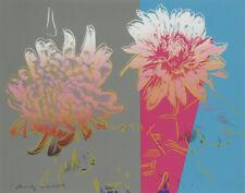 Andy Warhol Kiku Canvas Print 16 x 20  # 4670