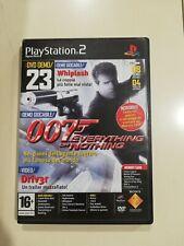 dvd DEMO 23 PLAYSTATION 2  WHIPLASH 007 JAMES BOND DRIVER