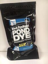 Pond Logic Pond & Lake Dye Natures Black Pack Treats 1 Acre Safe For Wildlife
