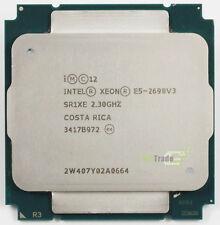 Intel Xeon E5-2698 V3 QS QGN2 SR1XE 2.3GHz 16Core 40MB 135W LGA2011-3 Server CPU