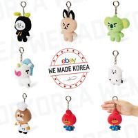 BT21 Character Universe Bagcharm Doll 7types Official K-POP Authentic Goods