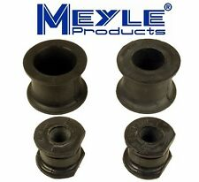 For Mercedes W163 Front Sway Bar Bushing KIT 4 pc Inner Outer Mount Stabilizer