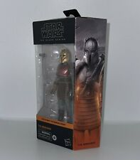 Star Wars The Black Series The Armorer 6 Inch Figure Collectible