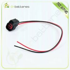 Fuel Injector Harness Plug Wiring Socket For Ford Lincoln Mercury Mazda Cadillac