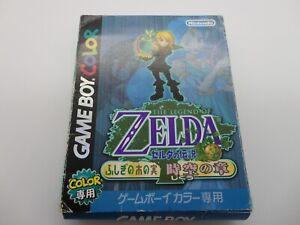 THE LEGEND OF ZELDA GAME BOY COLOR Nintendo 2001 Vintage