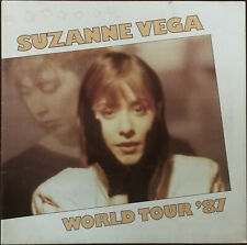 More details for suzanne vega world tour '87 1987 tour programme lyric book
