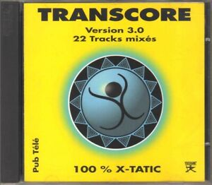 Compilation - Transcore Version 3.0 - CD - 1995 - Techno Trance Fairway Javelin