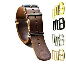 Nato Cinturino per orologio,Zulu strap artigianale 18/20/22/24mm fits Rolex band