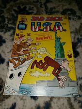 SAD SACK U.S.A. #1 1972 VF+/NM-...GEORGE BAKER ART!!!