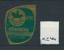 wbc. - CINDERELLA/POSTER - CE66 - EUROPE- INT. SPIELWARENMESSE, NURNBERG - 1962