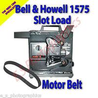 BELL & HOWELL 1575 Slot Load 16mm Cine Projector Belt (Main Motor Belt)