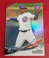 2016 Bowman Platinum Gleyber Torres Top Prospects Rookie Cubs Yankees #TP-GT