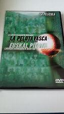"""DVD """"LA PELOTA VASCA LA PELICULA"""" COMO NUEVA JULIO MEDEM"""