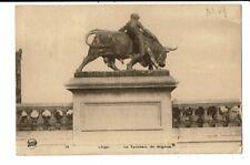 CPA-Carte Postale-Belgique - Liège-Le Taureau de Mignon en 1922  VM7316