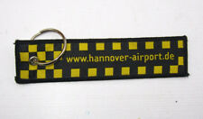 Follow Me Hannover Airport Schlüsselanhänger Keyring NEU (A48v)