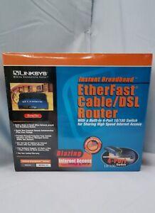 Linksys BEFSR41 10 Mbps 4-Port 10/100 Wireless Router (BEFSR41 v2)