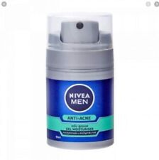 NIVEA MEN ANTI ACNE GEL Moisturiser Serum Cream Oil Skin Pore 50ml