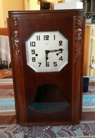 Carillon ODO n°36 8 tiges/8 marteaux  Old French wall clock ODO n°36 8 st/8 h