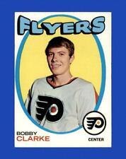 New listing 1971-72 Topps Set Break #114 Bobby Clarke EX-EXMINT *GMCARDS*
