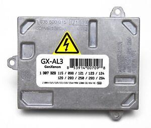 NEW! 2006-2008 Cadillac DTS Xenon Ballast HID Headlight Control Unit 307 329 115