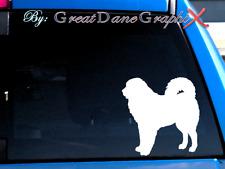Tibetan Mastiff -Vinyl Decal Sticker -Color Choice -High Quality