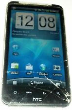 HTC Inspire 4G - 4GB - Black (AT&T) Smartphone Cracked Glass