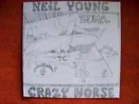 Neil Young & Crazy Horses - Zuma   Warner LP    OVP   NEU