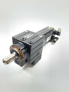 Lenze Servogetriebemotor GST05-2S VCR09HC41 MCS09h41-R80D0-Z0D0-8T5800N-R0SU-733