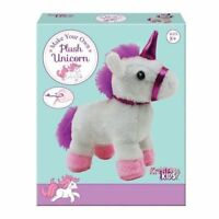 Childrens Make Your Own Plush Unicorn Build Your Own Soft Teddy Craft Kit TY9722
