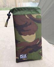 Bits peg bag made from Cordura camo pattern fabric medium 10'x 6' carp fishing